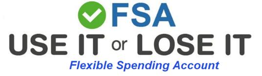 FSA Use It or Lose It Logo